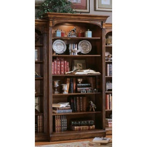 Hooker Furniture Brookhaven Open Bookcase