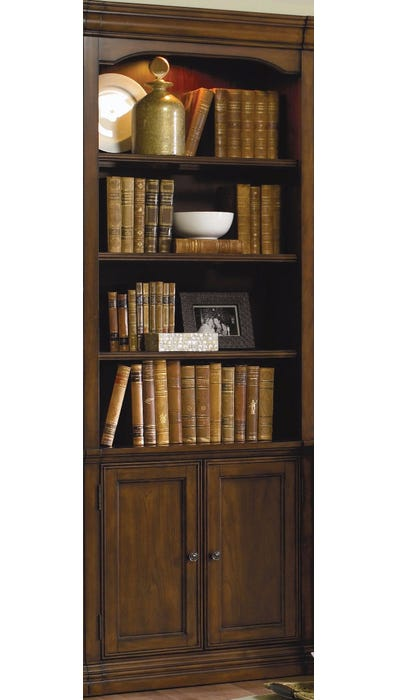 Hooker Furniture Cherry Creek 32 Inch Wall Storage Cabinet