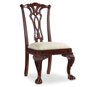 Hooker Furniture Clarendon Ball Claw Desk Chair