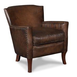 Hooker Furniture Inscription Art Club Chair