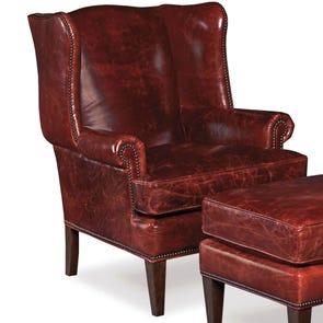 Hooker Furniture Covington Bogue Club Chair 408