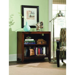 Hooker Furniture Danforth Low Bookcase