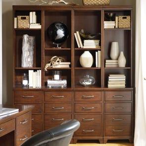 Hooker Furniture Envision Wendover Drawer Bookcase