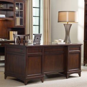 Hooker Furniture Latitude Executive Desk