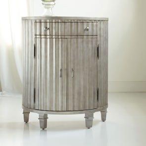 Hooker Furniture Melange Fluted Demi Chest