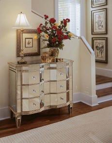 Hooker Furniture Preston Ridge Mirrored 3 Drawer Chest