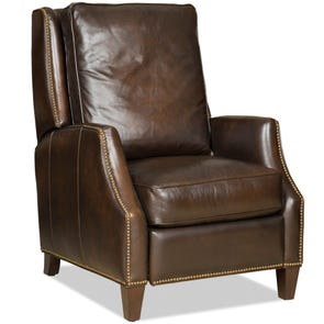 Hooker Furniture Sarzana Fortress GS Recliner with Ludlow Wood Finish