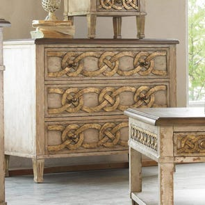 Hooker Furniture Seven Seas 3 Drawer Chest