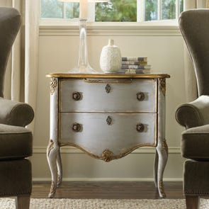 Hooker Furniture Seven Seas French 2 Drawer Chest