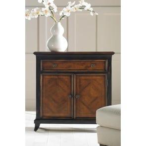 Hooker Furniture Wingate 1 Drawer 2 Door Chest