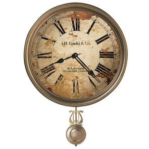 Howard Miller J.H. Gould and Co. II Wall Clock