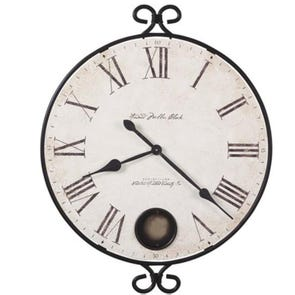 Howard Miller London Night Gallery Clock