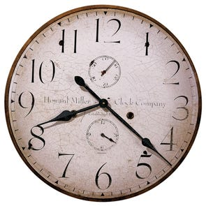 Howard Miller Original Howard Miller III Wall Clock