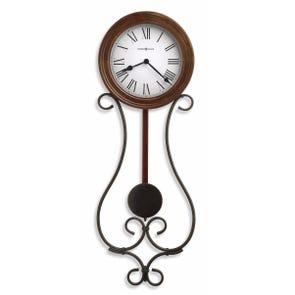 Howard Miller York Station Wall Clock