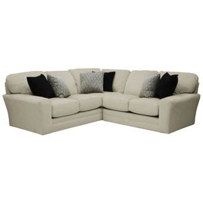 Jackson Everest Sectional in Ivory - You Choose the Configuration