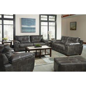 Jackson Hudson Sofa in Steel