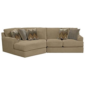 Jackson Malibu Sectional in Sand - You Choose the Configuration