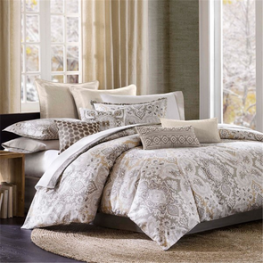 Echo Design Odyssey California King Comforter Set in Multi by JLA Home