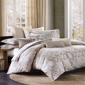 Echo Design Odyssey Queen Duvet Cover Mini Set in Multi by JLA Home