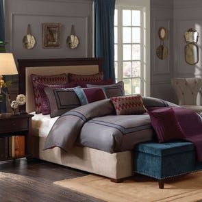 Hampton Hill Adagio Comforter Set by JLA Home