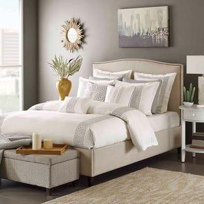 Hampton Hill Corfu Comforter Set by JLA Home