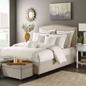 Hampton Hill Corfu Comforter Set by JLA Home