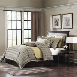 Hampton Hill Flyer Comforter Set by JLA Home