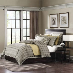 Hampton Hill Flyer Comforter Set by JLA Home
