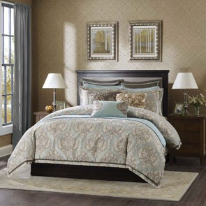 Hampton Hill Westminster Comforter Set by JLA Home