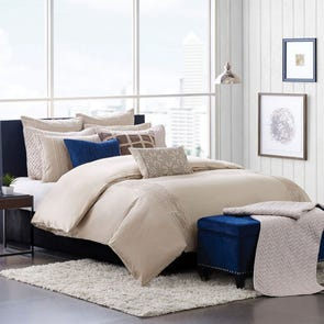 Hampton Hill Whittier Comforter Set by JLA Home