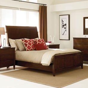 Kincaid Elise Caris Sleigh Bed