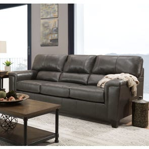 Lane Home Essentials Soft Touch Fog Sofa