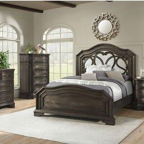 Lane Home Furnishings Avignon 4 Piece Queen Bedroom Set