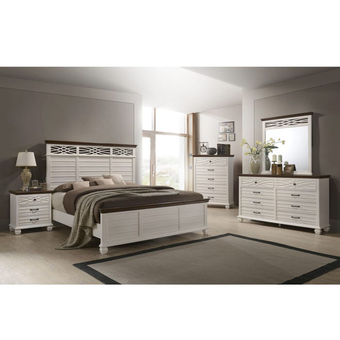 Lane Home Furnishings Bellebrooke 4 Piece Queen Bedroom Set In