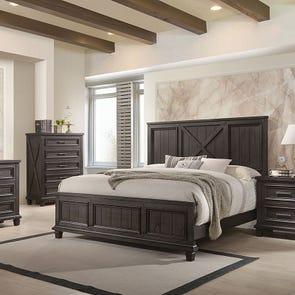 Lane Home Furnishings Cimarron 4 Piece Queen Bedroom Set