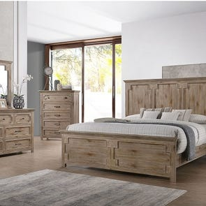 Lane Home Furnishings Sante Fe 5 Piece Queen Bedroom Set