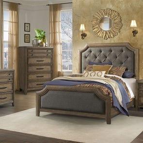 Lane Home Furnishings Urban Charm 4 Piece Queen Bedroom Set
