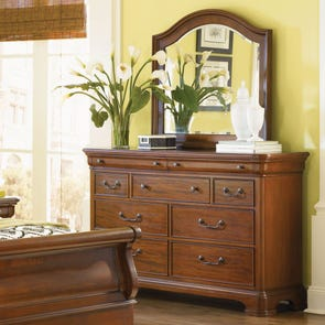 Legacy Classic Evolution Dresser with Mirror