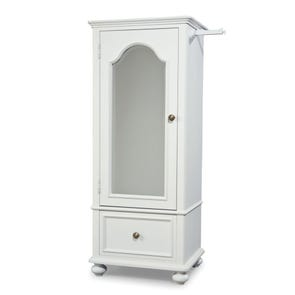 Legacy Classic Kids Madison Mirrored Door Wardrobe