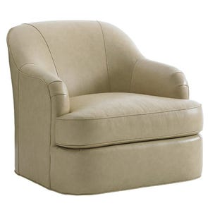 Lexington Laurel Canyon Alta Vista Leather Swivel Chair