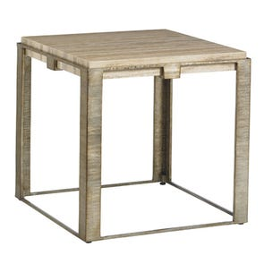 Lexington Laurel Canyon Stone Canyon Lamp Table