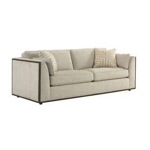 Lexington MacArthur Park Westcliff Sofa in Light Gray