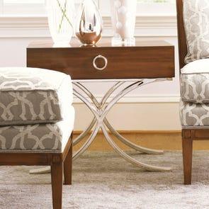 Lexington Mirage Hayworth Lamp Table