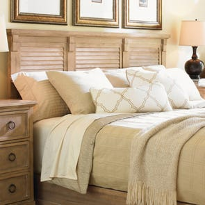 Lexington Monterey Sands Cypress Point King Size Headboard