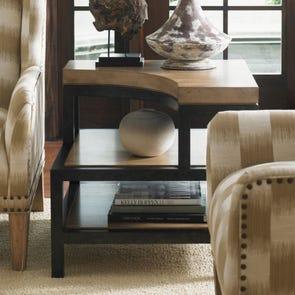 Lexington Monterey Sands Tehama Lamp Table
