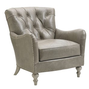 Lexington Oyster Bay Wescott Leather Chair