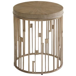 Lexington Shadow Play Studio Accent Table