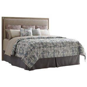 Lexington Shadow Play Uptown King Upholstered Headboard