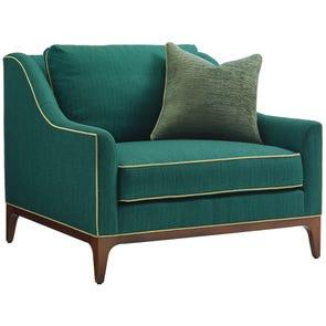 Lexington Take Five Greenstone Chair in 4071-21
