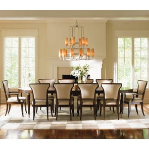 Lexington Tower Place 11 Piece Dining Set